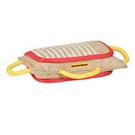 Training Jute Bite Pad with Cover for Great Dane