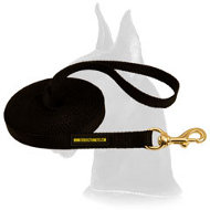 Nylon Great Dane Leash for training and tracking