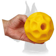 Honeycomb Treat Dispenser Tetraflex Ball - Large Size - 5 inch (13cm)