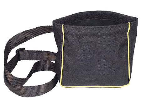 Dog Treat Pouch Water-Resistant Material