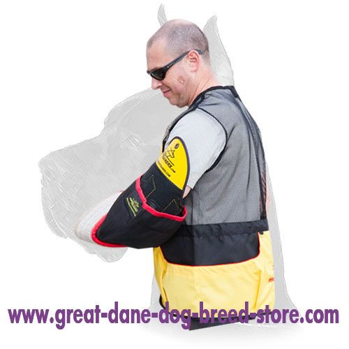 Strong Training Great Dane Sleeve for Growing Puppies