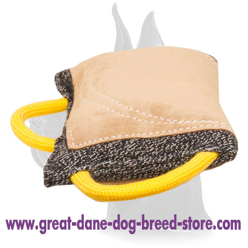 Extra Strong Great Dane Bite Pad for Advanced Bite Training