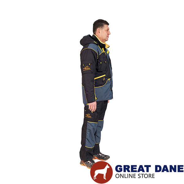 Reliable Suit for Protection Training