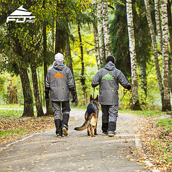 FDT Pro Dog Training Jacket of Best Quality for Any Weather Use
