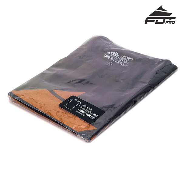 Prepacked Professional T-shirt Dark Grey