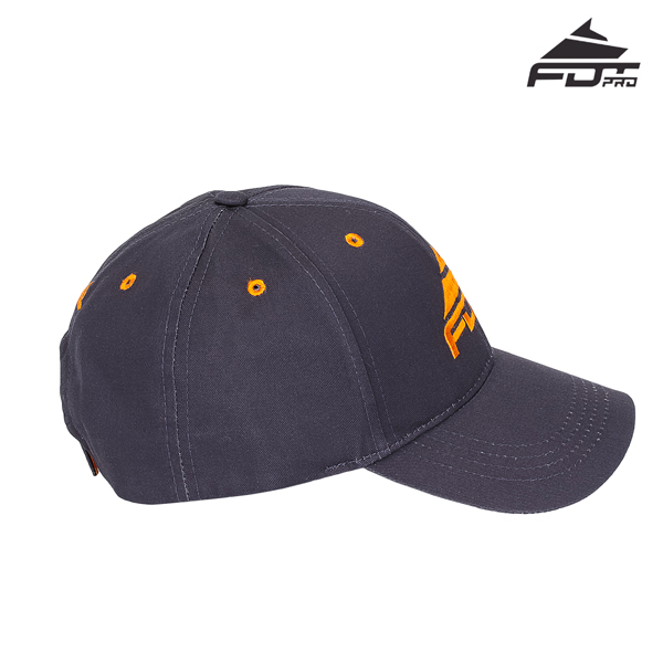 Reliable Easy to Adjust Snapback Cap for Dog Training