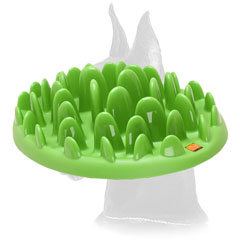 Plastic Great Dane Feeder