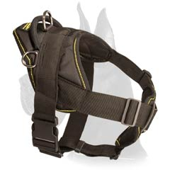 Strong Great Dane Nylon Dog Harness