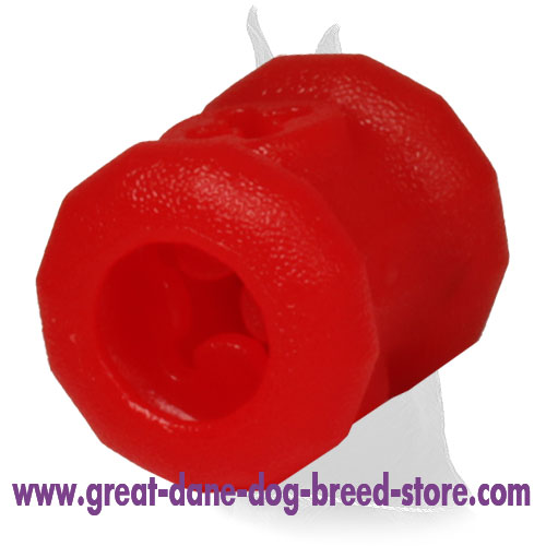 Fire Plug Chew Treat Dispensing Toy - Small Size