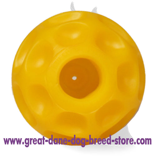 Interactive Tetraflex Ball - Treat Dispenser Small Size - 3 inch (7cm))